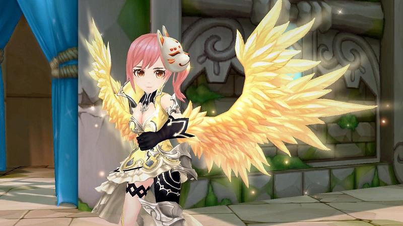 【新品】美艳月狐与可爱天使,美丽的令人嫑嫑!
